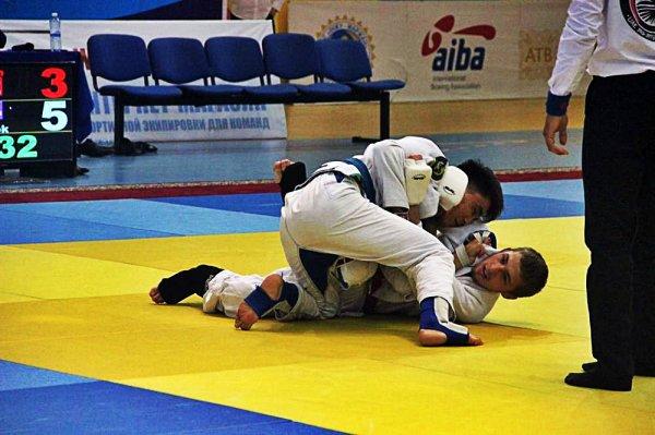 На Молодежных играх по джиу-джитсу мангистаусцы завоевали 23 медали