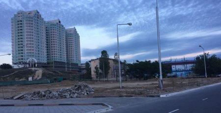 Центр урбан-культуры планируют построить на месте баскетбольной площадки на побережье Актау