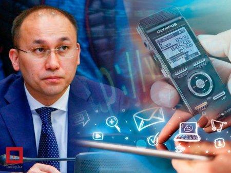 Абаев предложил перейти на одноразовые пароли для получения госуслуг