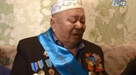 У родных ветерана, которого поздравлял Назарбаев, после смерти отнимают квартиру