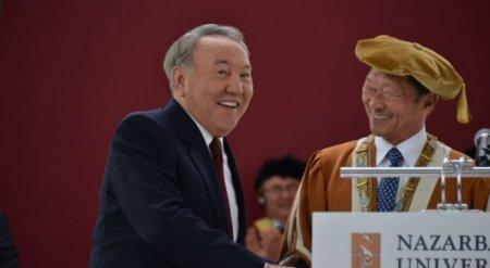 Меня в университете не учили стать Президентом - Назарбаев