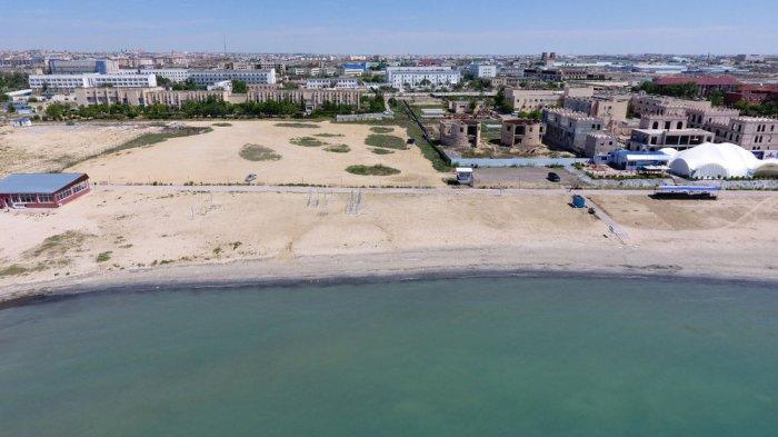 Список городских и частных пляжей Актау