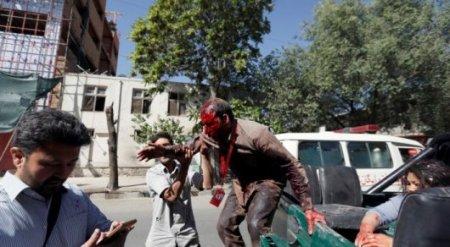 Взрыв в центре Кабула: пострадали двое казахстанцев