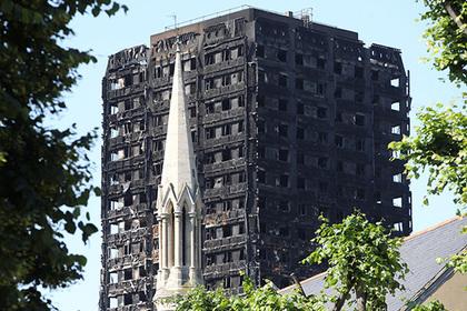 Число погибших и пропавших при пожаре в лондонском доме возросло до 79 человек