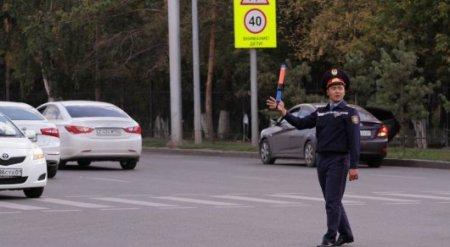 МВД будет разъяснять казахстанцам сигналы регулировщиков без жезлов