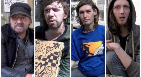 400 долларов в день: Как живут бомжи в Нью-Йорке
