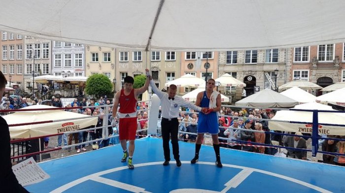 Боксеры из Мангистау завоевали семь медалей на международном турнире в Польше