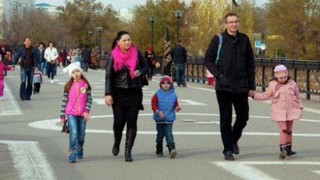 Число жителей Казахстана достигло 18 миллионов человек