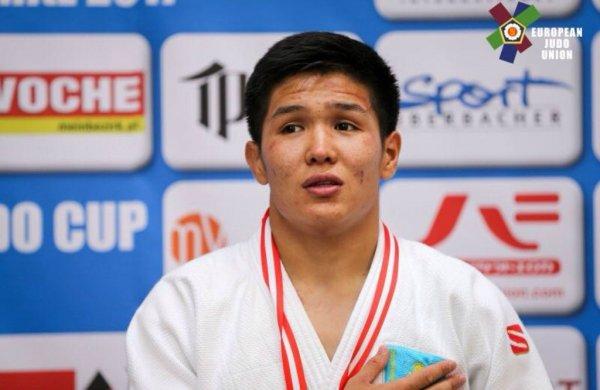 Дзюдоист из Актау Сунгат Жубаткан стал обладателем кубка Европы в Австрии