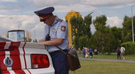 За какие нарушения ПДД в Казахстане планируют снизить штрафы