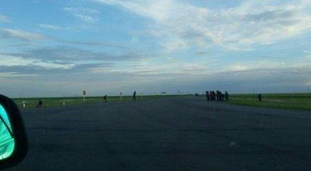 """В ДВД Акмолинской области прокомментировали видео с """"толпами бомжей"""" в степи близ Астаны"""