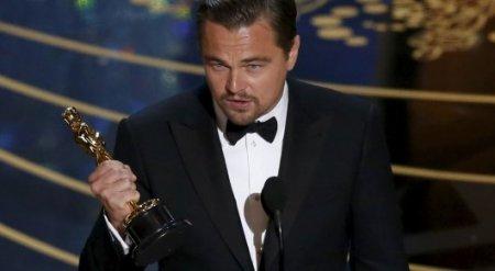 """Ди Каприо вернул подаренного ему """"Оскара"""""""