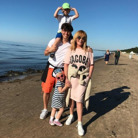 Галкин тайно сфотографировал Аллу Пугачеву без платья