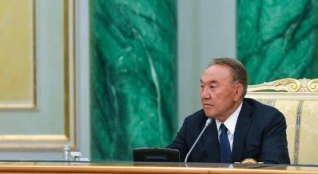Назарбаев выразил соболезнования Германии в связи с кончиной Гельмута Коля