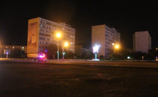 Четыре пожарных расчёта участвовали в ликвидации возгорания складов в Актау