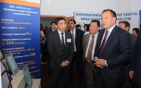 В Актау определили победителей конкурса «Лучший товар Казахстана»