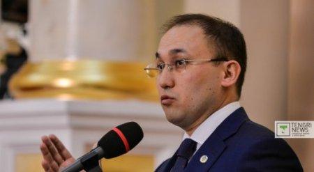 Министр ответил на условия Палмера по его возвращению в Казахстан