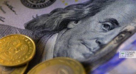 Рекомендуемая ставка по депозитам в долларах снижена в Казахстане