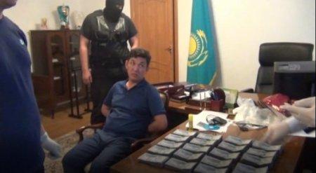 Задержан глава Департамента внутреннего государственного аудита Астаны