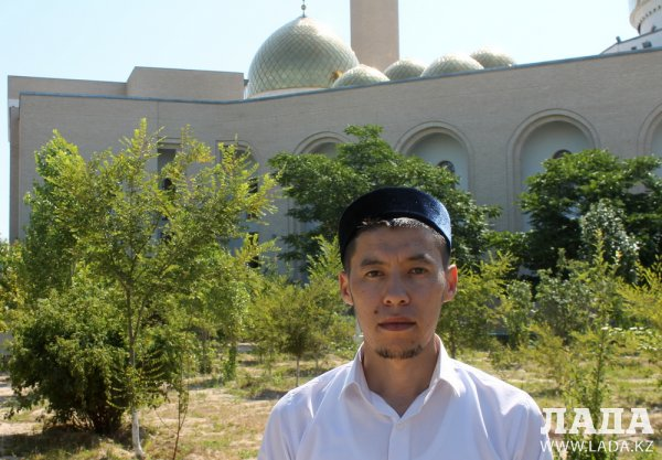 Мусульмане Актау отпраздновали Ораза Айт