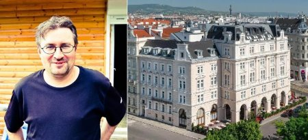 В Австрии голый казахстанец влез в окно к соотечественнику и обокрал