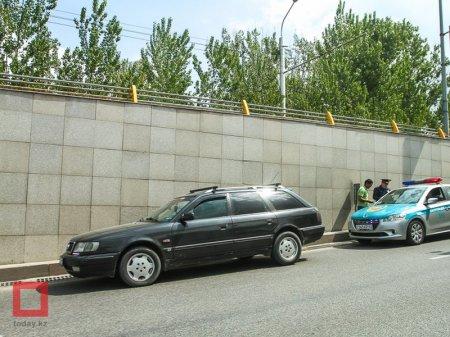 Смягчить штрафы для водителей предлагает Минюст РК