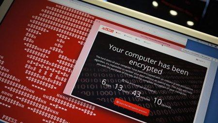 Компьютерный вирус Petya перекинулся на Европу