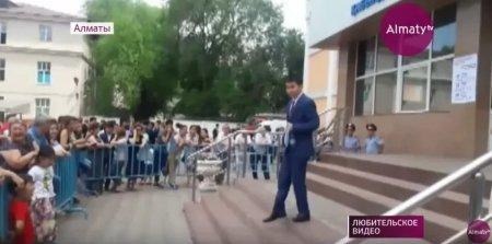 Вундеркинд из Алматы закончил школу в 12 лет