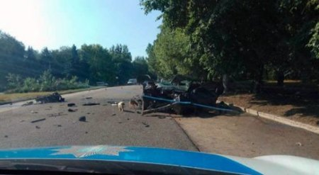 Смерть в прямом эфире: две сестры сняли свою гибель в жутком ДТП под Харьковом