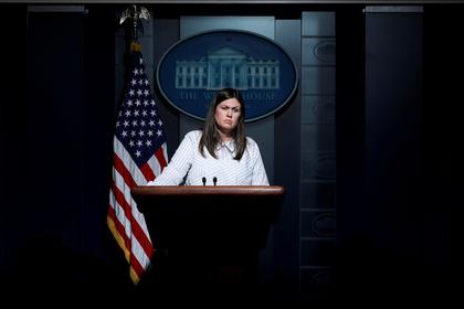 Назначен новый пресс-секретарь Белого дома