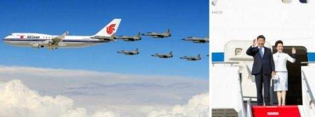 Борт номер один: Самолет Назарбаева попал в обзор лайнеров мировых лидеров