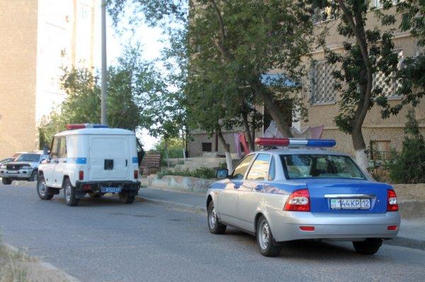 Квартирная кража в Актау совершена днем в прошедшие выходные
