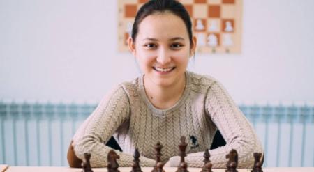 Жансая Абдумалик первой в истории казахстанских шахмат выполнила норму мужского международного гроссмейстера