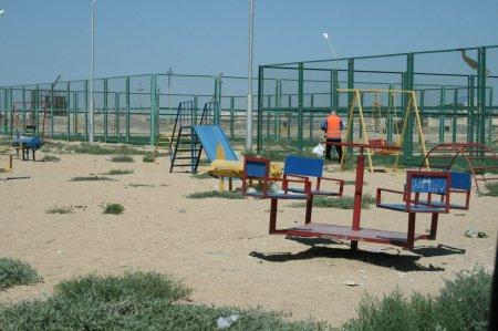 Детская площадка не для обычных детей
