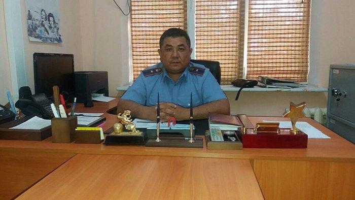 Жители Мангистау сдали в полицию 108 единиц огнестрельного оружия и 1405 патронов