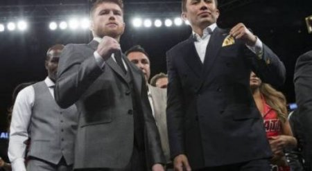 """СМИ назвали главную опасность для Головкина в бою против """"Канело"""""""