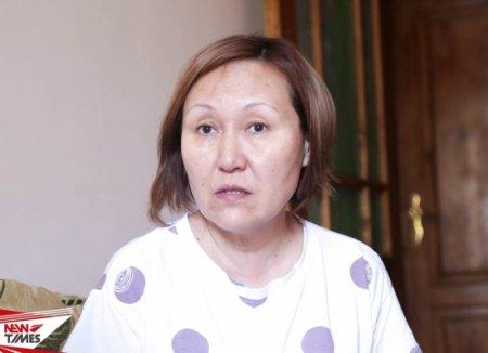 Пенсию отнимают чиновники у жительницы Астаны