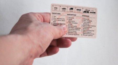 Казахстанские водительские права разрешили использовать для работы в России
