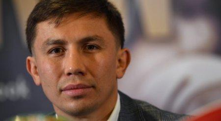 """Геннадий Головкин вошел в список """"чистых"""" боксеров WBC и VADA"""