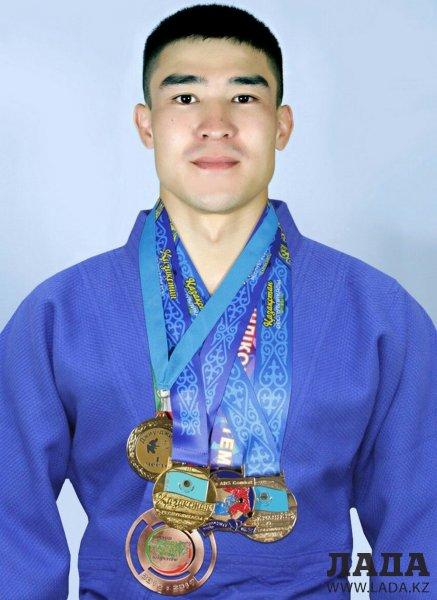 Сапармурат Нурмуханбетов из Мангистау представит Казахстан на Всемирных играх