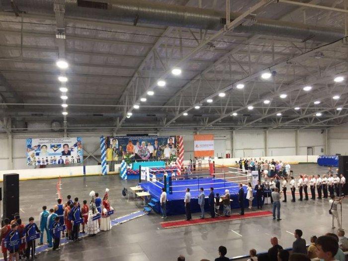 Боксеры из Мангистау завоевали четыре медали на международном турнире в Костанае