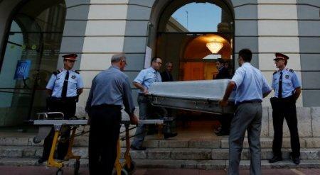 Тело Сальвадора Дали достали из могилы для ДНК-теста на отцовство
