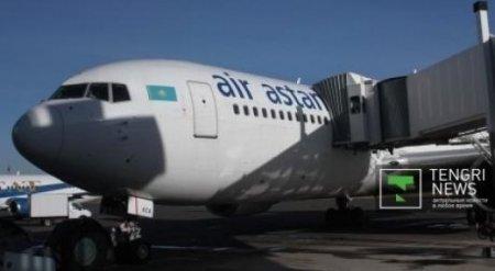 Рейс из Амстердама отменили из-за алкоголя в крови второго пилота - Air Astana