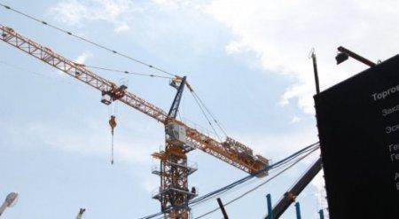 Строительный кран рухнул в Китае: 7 человек погибли