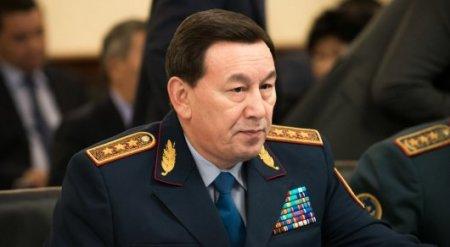 Закон о запрете новых синтетических наркотиков презентовал глава МВД РК