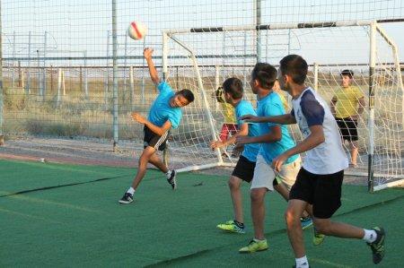 Товарищеский турнир по футболу среди детских летних лагерей