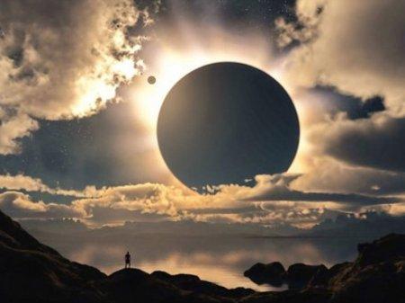 В августе ожидается полное солнечное затмение