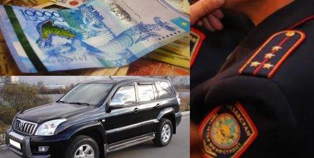 В Актобе полицейский обманул родственников и друзей на 12 млн тенге