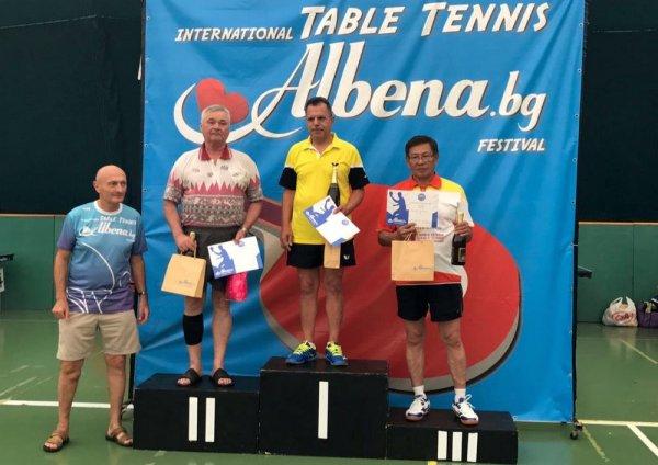 Теннисисты из Актау стали призерами международных соревнований в Болгарии