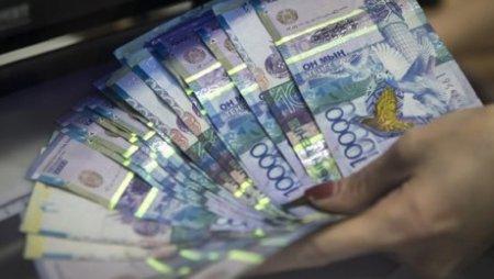 В Казахстане изъяли из оборота миллион фальшивых тенге